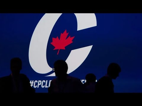 Conservatives raised nearly twice as much money as Liberals, breaking party records