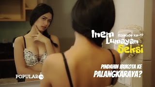 Download Video INEM Lumayan SEKSI Eps. 017 | Presiden Jokowi Pindahin Ibukota Ke Palangkaraya? | Grace Iskandar MP3 3GP MP4