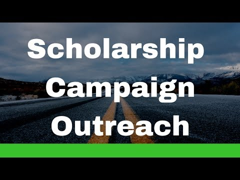 Scholarship Outreach Campaign for Niche Sites - Advanced SEO Strategy for Affiliate Sites