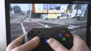 Unboxing and gameplay test (GTA5) GameSir G3s Wireless Gamepad Controller