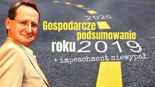 Cejrowski o gospodarce w 2019 oraz impeachmencie-niewypale 2019/12/30 Studio Dziki Zachód 38/4