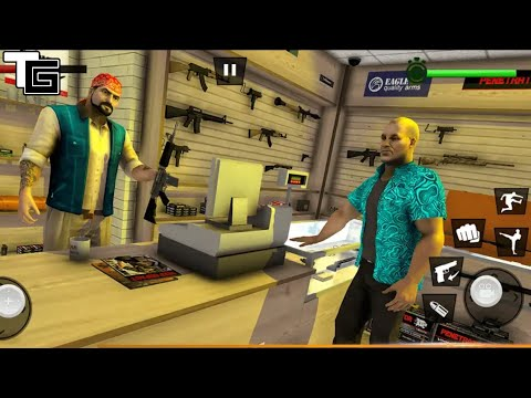 Real Gangster Miami Crime 2018   By Tap Dragon Games - Android GamePlay FHD