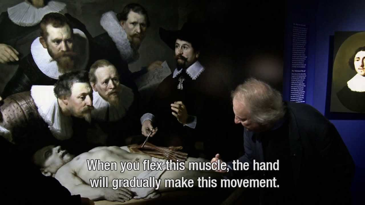 Rembrandt Remastered, The Anatomy Lesson of Dr. Nicolaes Tulp ...