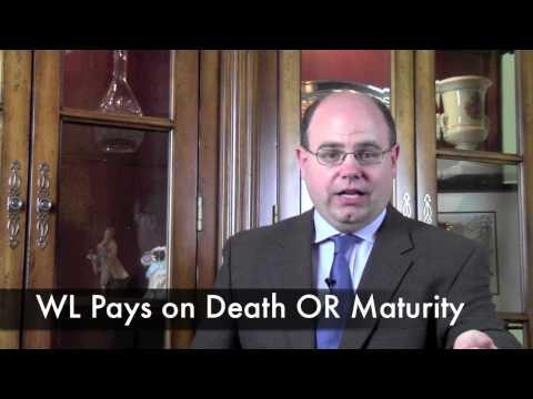 Term Versus Whole Life Insurance