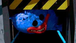 BREAKING POPPY PLAYTIME IS A BAD IDEA.. TERRIFYING SECRETS. - Poppy Playtime Bugs & Glitches