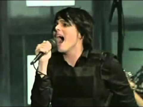 MY CHEMICAL ROMANCE Helena Live MTV VMA 2005 HQ