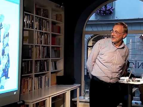 Higsa bozons un CERN lielais hadronu paatrinatajs: Marcis Auzins at TEDxRigaSalon