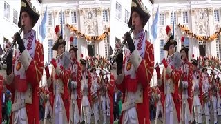 3D video - Bonn - Rose Monday Parade - YT3D