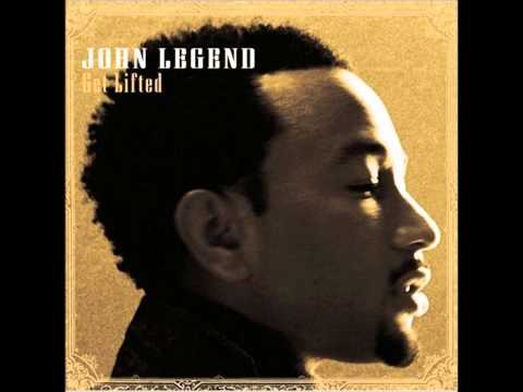 John Legend - Let's Get Lifted (With Prelude)