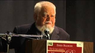 Enzo Bianchi, la Terra Santa ed il Perdono