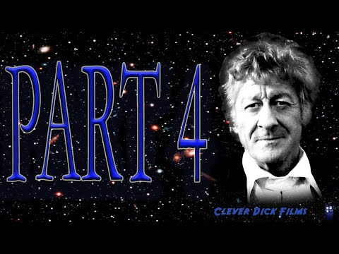 Dr Who Review, Part 4 - The Jon Pertwee Era