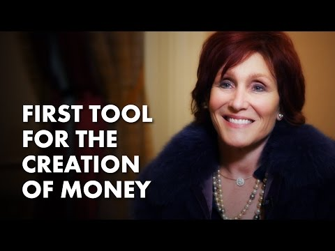 First Tool For Creation of Money