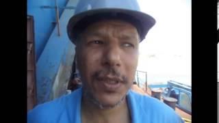 قناة السويس الجديدة: مهندس الكرا كة طارق بن زياد يعلن دخول التفريعة الجنوبية