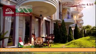 Harmony Suites/Хармони Суитс, Солнечный Берег, Болгария(http://red-line.xyz/harmony-suites/ великолепный и роскошный жилой комплекс, расположенный в тихом районе, в 300 метрах от..., 2015-07-27T11:57:14.000Z)
