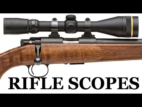 Rifle Scopes 2019