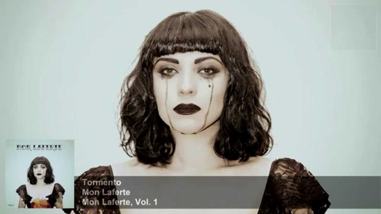 Tormento - Mon Laferte - Karaoke (Tono ORIGINAL) - YouTube