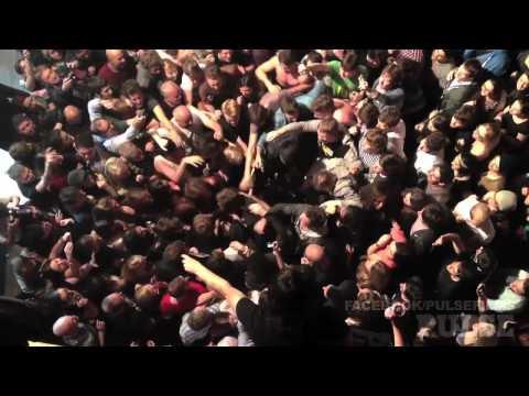 The Gaslight Anthem Live - Brian Fallon Balcony Jump Koko 11/06/12