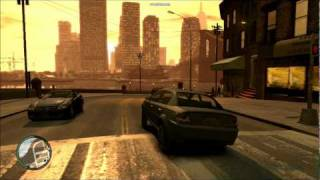 GTA 4 no meu PC (HD 4850)