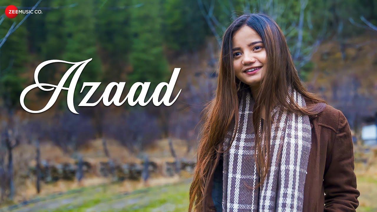 Azaad - Official Music Video | Srishti Bhandari