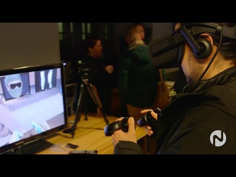 VRAR Association Launch on Novus TV