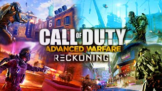 "Advanced Warfare DLC 4 RECKONING ""FRACTURE, OVERLOAD, QUARANTINE & SWARM"" GAMEPLAY! - TheGrefg"