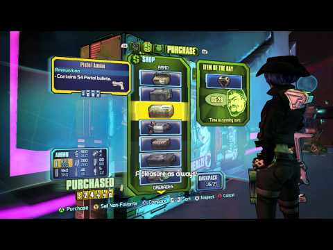 Borderlands: The Pre-Sequel - Walkthrough Part 23: The Vault