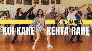 Koi Kahe Kehta Rahe - Dil Chahta Hai   Richa Chandra Dance Choreography