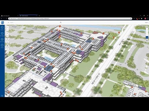 Esri Solutions For Campus Operations: Enabling Smart Campus Environments