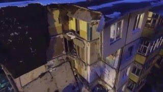 В Ярославле в пятиэтажном доме взорвался бытовой газ