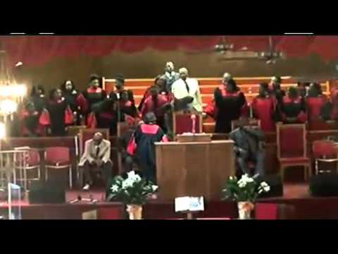 New Nazareth M B  Church Chicago IL Dr  Jarvis Hanson Pastoral Anniversary 4 10 16