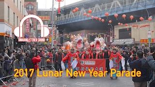 2017 Lunar New Year Parade Manhattan 4K Binaural Audio