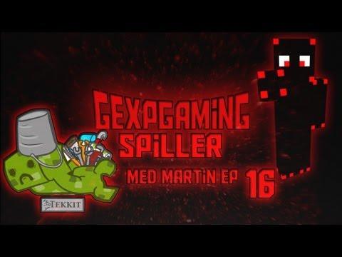 Gexpgaming Tekkit (Take IT) med NarTiiiNDK EP 16 Nether !.