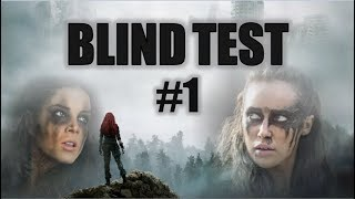BLIND TEST - Films, Séries, Dessins Animés, Jeux-vidéo (2016)