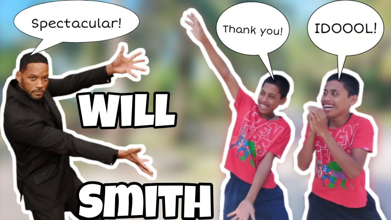 Download Will Smith noticed US! + featured in 24 Oras