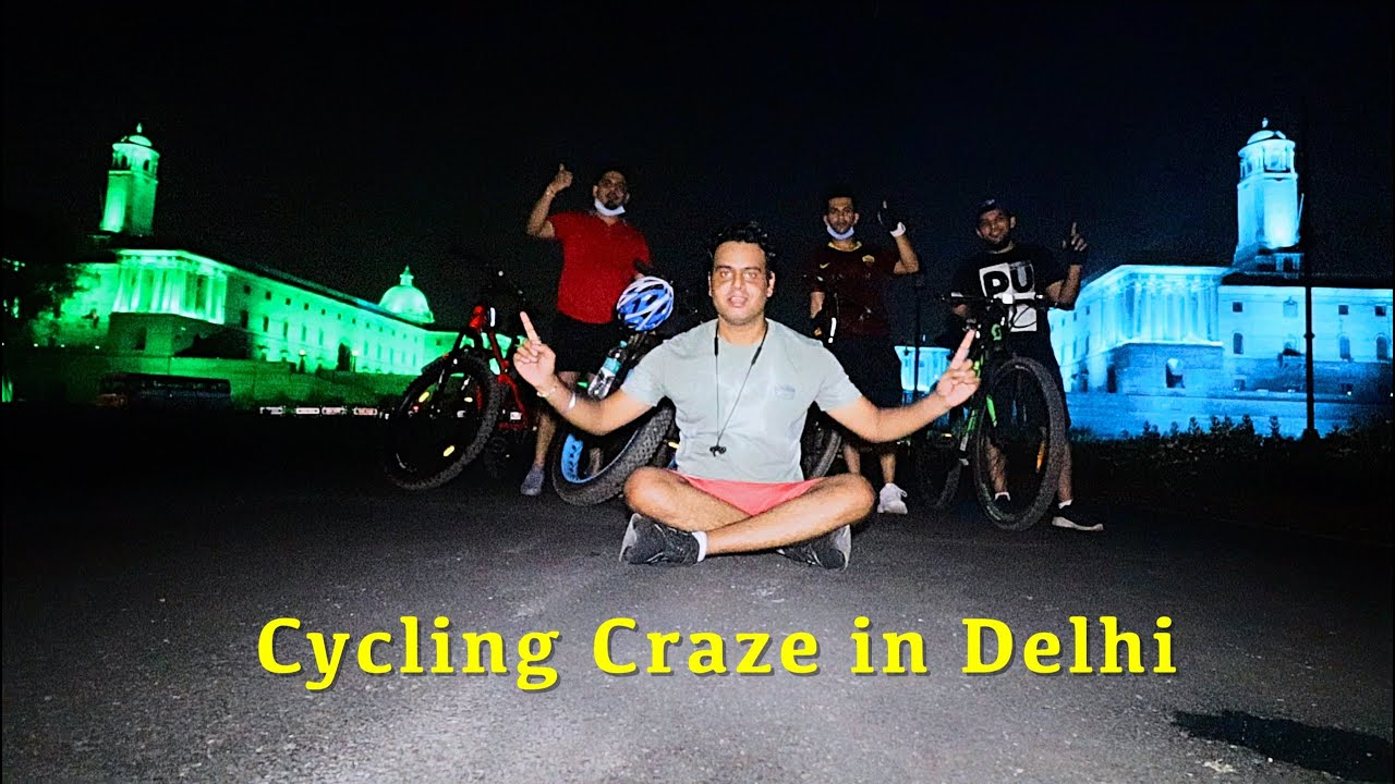 People are going crazy for cycling ! Why ?