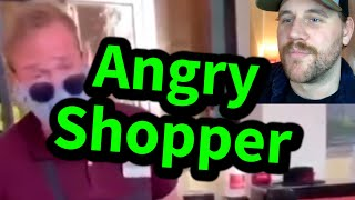 Angry Shopper | Comedy React | SmileyDaveUK