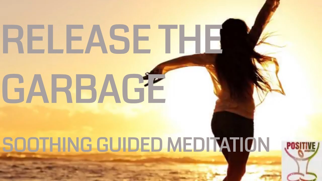 Positive Meditation 10 Min Let Go of Over Analyzing ...