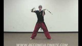 Beginner Double Nunchakus - Sample Lesson