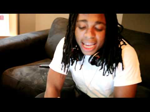 "Jacquees sings ""Cant Be Friends"" By Trey Songz"