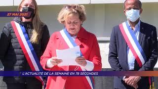Yvelines | Retour sur l'actualité du lundi 24 au vendredi 28 mai 2021
