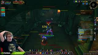 EWRON ODPADA!! - World of Warcraft: Battle for Azeroth