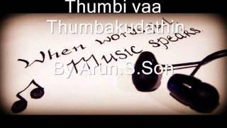Thumbi vaa Thumbakudathin Gumm Summ Gumm