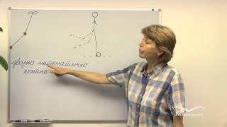 Fizicko klatno, Oscilacije (Fizika)