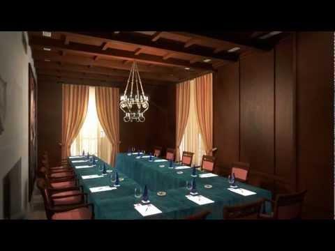 Castillo Hotel Son Vida Virtual Tour featuring the Meeting Room Biblioteca