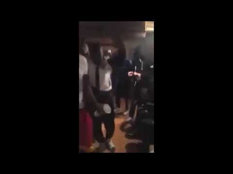 Bobby shmurda hot n*gga-bobby bitch-(with rowdy rebel & gingerbread mane) body dance (worldstar) gs9