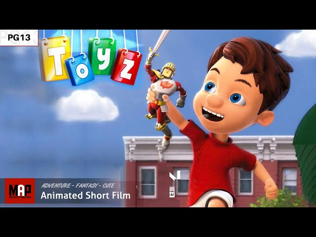 TOYZ | Kids and their toys, somethings never change - Cute Animation by IsArt Digital