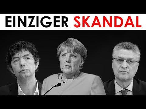 Corona-Lüge? Explosive Studie & totales Versagen des RKI! Fragen an Merkel & Spahn & Co.