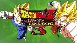 "Dragon Ball Z: Budōkai Tenkaichi 3 ‒ ""Burnin' Up"" (Theme of Vegito & Gogeta)"