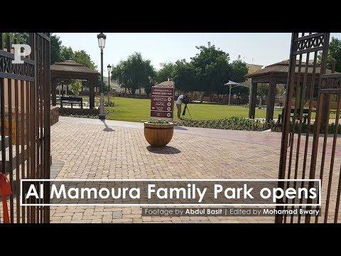 Al Mamoura Family Park opens