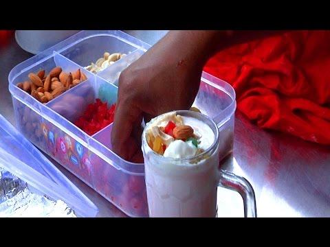 SUMMER SPECIAL LASSI   Indian Yogurt Drink   HEALTHY STREET FOOD IN INDA
